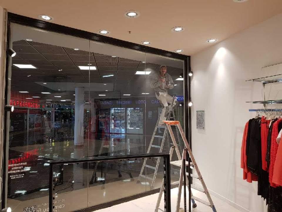 Mondial Peinture Peintre Montpellier Renovation Particulier et professionnel Peinture Stucco Beton ciré